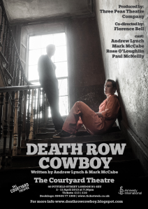 Death Row Cowboy Pster